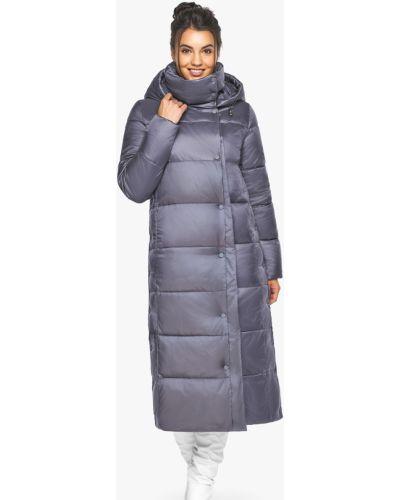 Теплая куртка - серая Braggart