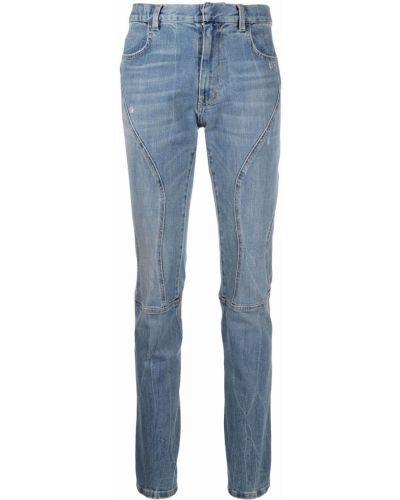 Зауженные джинсы - синие Faith Connexion