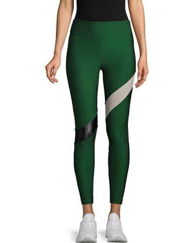Зеленые леггинсы Koral Activewear