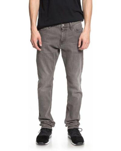 Серые прямые джинсы Dc Shoes