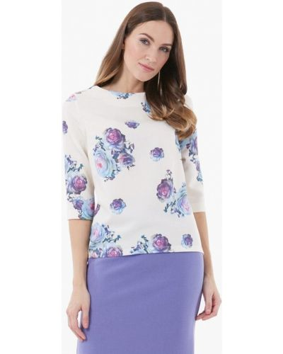 Белая блузка Vladi Collection