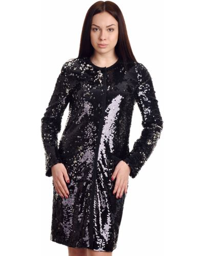 Пальто осеннее шелковое Dolce & Gabbana