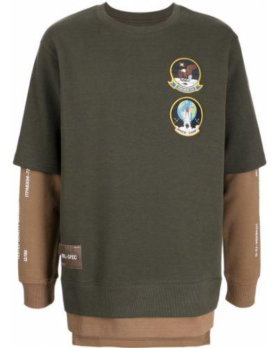 Bluza dresowa - beżowa Izzue