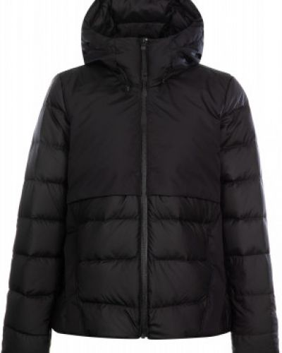 Теплый пуховик - черный Adidas