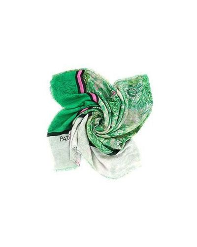 Зеленый платок Patrizia Pepe