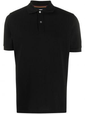 Koszula krótkie z krótkim rękawem klasyczna prosto Paul Smith