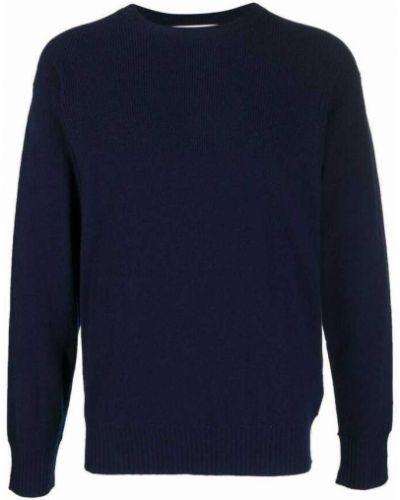 Niebieska bluza dresowa Z Zegna