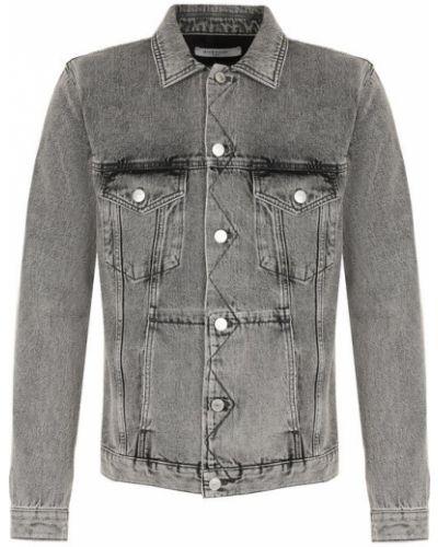Джинсовая куртка на пуговицах хлопковая Givenchy