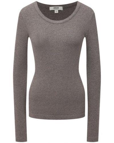 Трикотажный пуловер - бежевый Agolde
