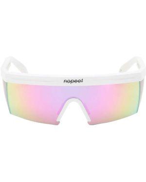 Fioletowe okulary Nopeet