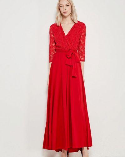 Красное платье Alina Assi