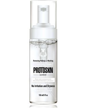 Мусс для умывания лица очищающий Protokeratin
