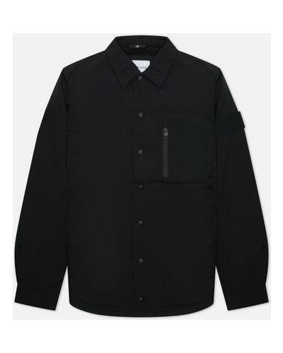 Черная джинсовая джинсовая куртка Calvin Klein Jeans