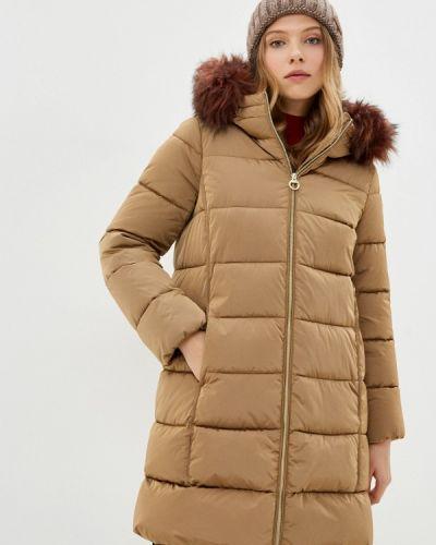 Утепленная куртка - бежевая Geox