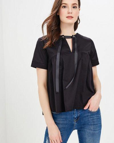 Черная блузка Perfect J
