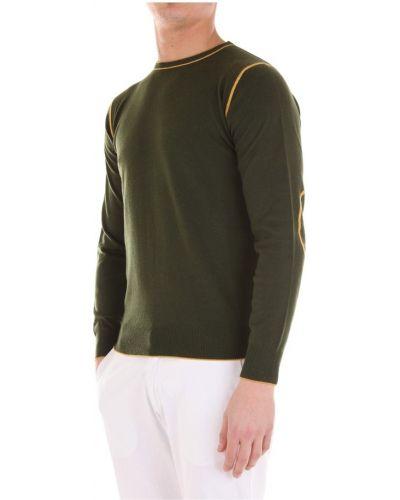 Zielony sweter Bulgarini