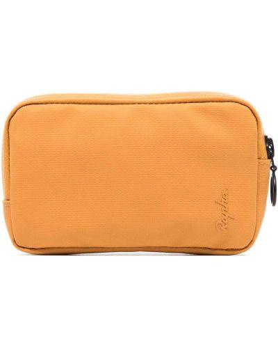 Нейлоновая сумка - оранжевая Rapha