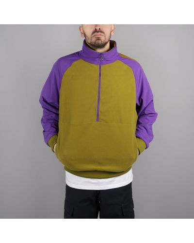 Фиолетовая толстовка The North Face