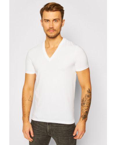 Biała t-shirt Dsquared2 Underwear