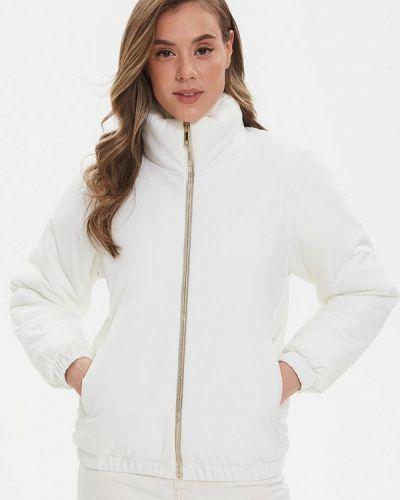 Утепленная куртка - белая Madlen