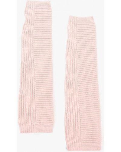 Митенки розовый United Colors Of Benetton