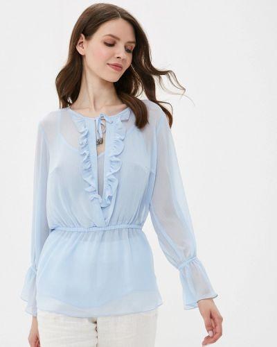 Блузка с рюшами весенний Yuna Style