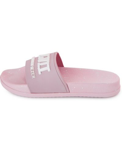 Шлепанцы - розовые Gezer