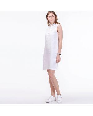Платье льняное турецкий Lacoste