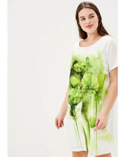 Белое платье Fresh Cotton