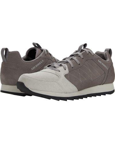 Замшевые кроссовки Merrell