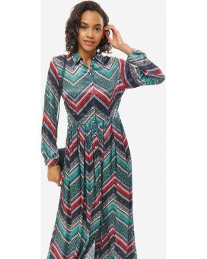 Платье платье-рубашка Vera Moni