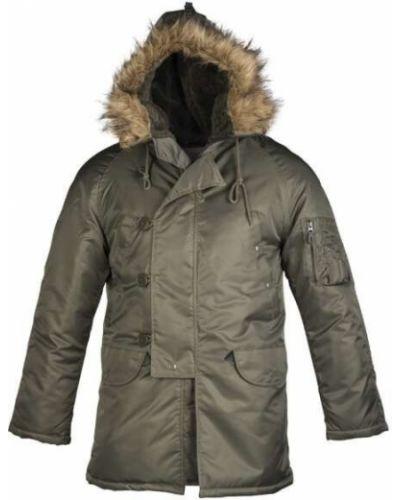 Куртка с капюшоном Mil-tec