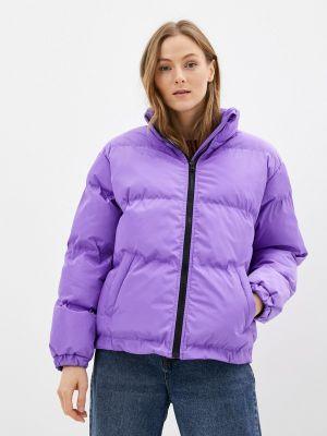 Утепленная куртка - фиолетовая Imocean