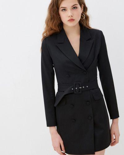 Черное платье Self Made