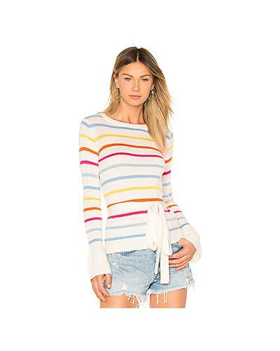 Вязаный свитер шерстяной из акрила Lovers + Friends