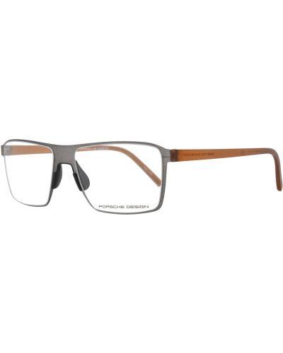 Szare okulary Porsche Design