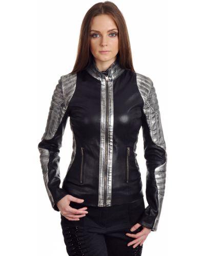 Черная куртка Jitrois