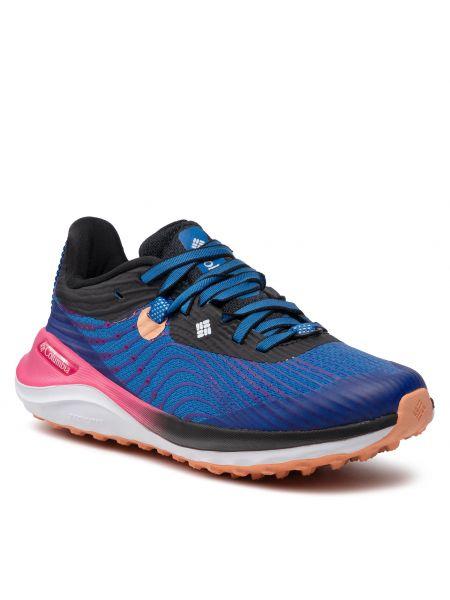 Buty do biegania - niebieskie Columbia
