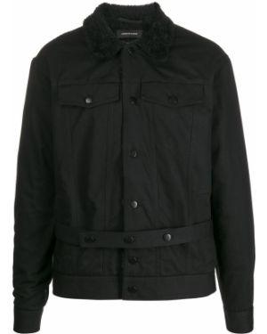 Черная рубашка Odeur