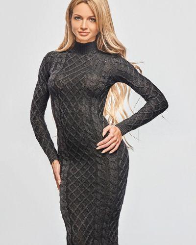 Платье осеннее итальянский Brunello De Neri