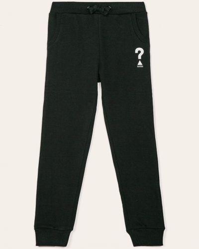 Spodnie na gumce wełniany dzieci Guess Jeans