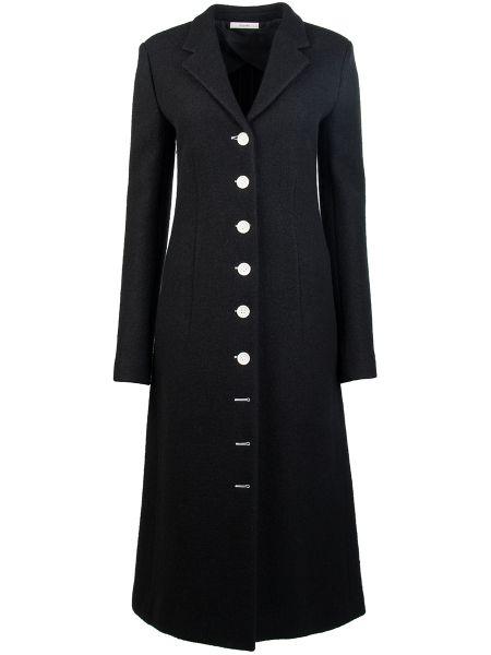 Пальто классическое шерстяное с воротником Céline