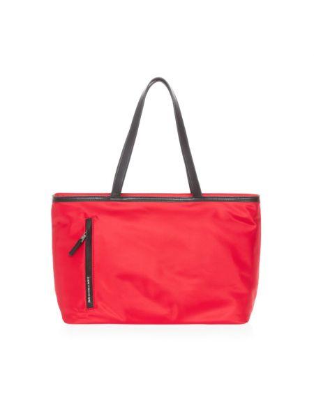 Czerwona torba na ramię Mandarina Duck