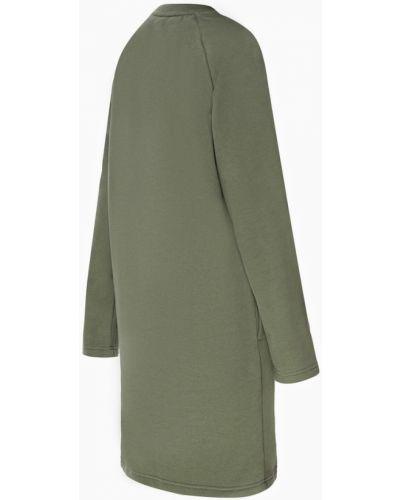 Повседневное зеленое платье Puma