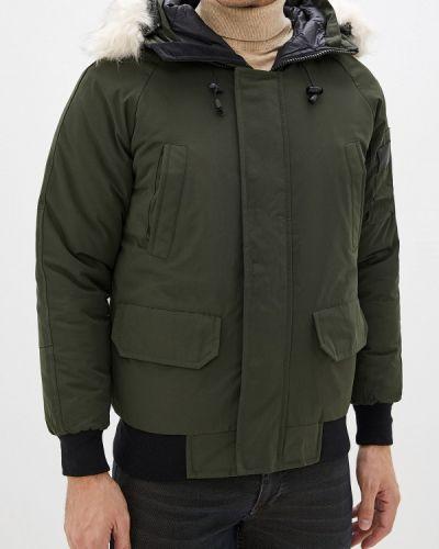 Утепленная куртка демисезонная осенняя Just Key