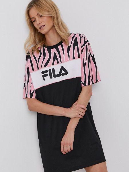 Хлопковое платье Fila
