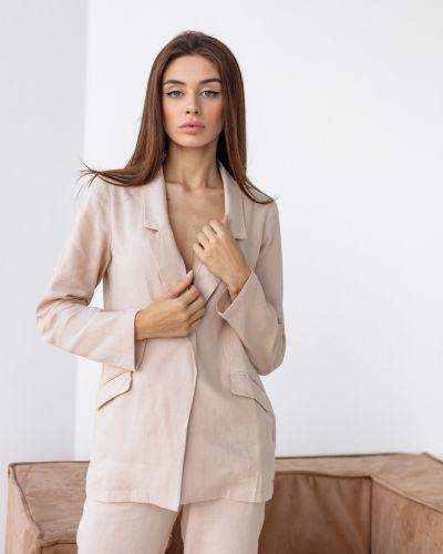 Льняной пиджак Wear Me