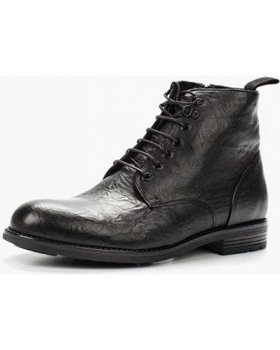 Ботинки осенние кожаные Conhpol