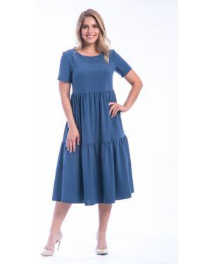 Летнее платье джинсовое платье-сарафан Modellos