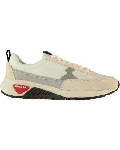 Sneakersy niskie - szare Diesel